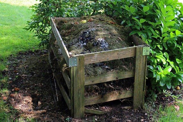 Jak postavit komposter