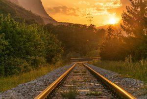 Nebezpečné železniční pražce